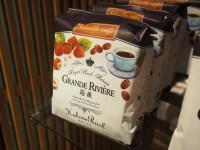 「季節限定の箱根ラスクを販売しております」(Noisette Cafe of GRANDE RIVIERE