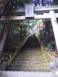 「宮城野の諏訪神社」(Suwa Shinto Shrine in Miyagino, Hakone)