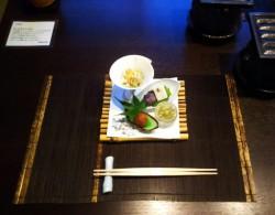 【水無月の前菜(Appetizers of June)】