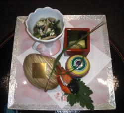 「今日の前菜」(The Appetizer)