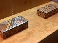 「寄木細工」 (Parquet Box)