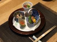 「水無月の前菜」(June appetizer)
