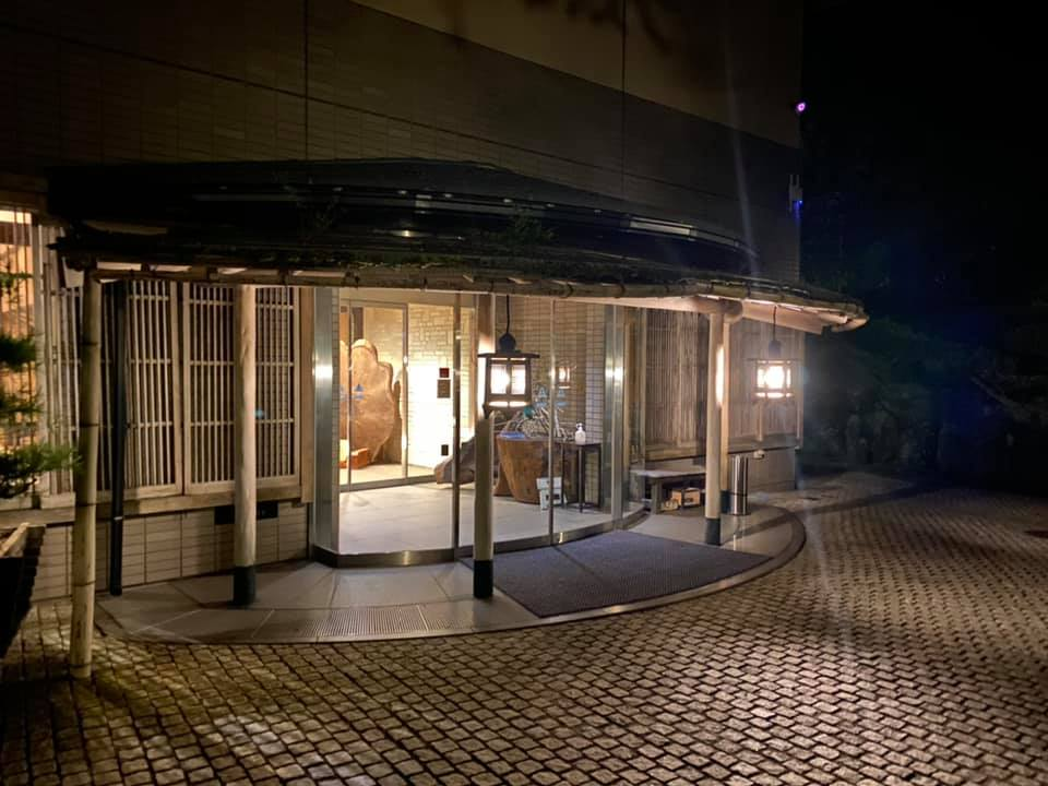 【箱根の夜】