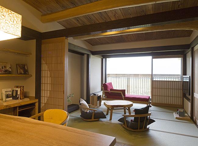 雑誌「Discover Japan」がプロデュースする1日1組限定のコンセプトルームが完成